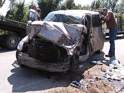 Woman Killed In Head On Collision Near Sperry Identified