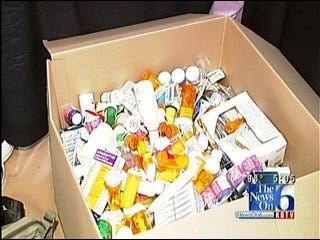 Broken Arrow Police Safely Disposing Unused Prescription Drugs