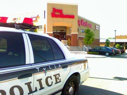 Tulsa Drug Warehouse Robbed Of Prescription Drugs