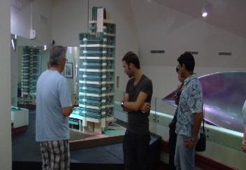 Bartlesville's Price Tower Hosts Frank Lloyd Wright School of Architecture Apprentices