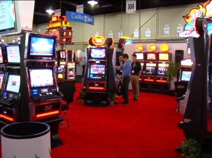 Indian Gaming Association Hosts Conference In Tulsa