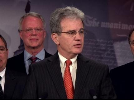 Senator Dr. Tom Coburn To Hold Town Hall Meetings