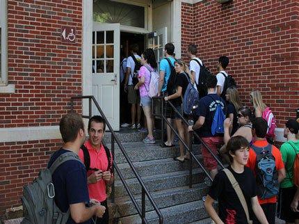 This Fall's Freshman Class At OSU Sets Several Records