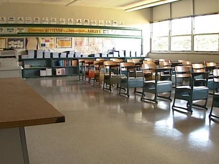 Tulsa Public School Students Return To The Classroom Monday