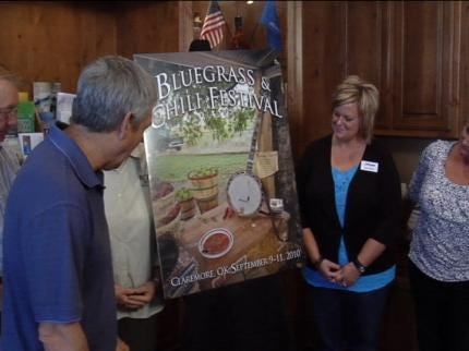 Claremore Bluegrass And Chili Festival Is Great Weekend For Family Fun