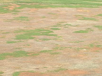 Oklahoma Golf Courses Not Up To Par After Extreme Summer Heat