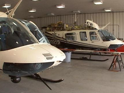 Second Police Helicopter Will Soon Be Flying Over Tulsa