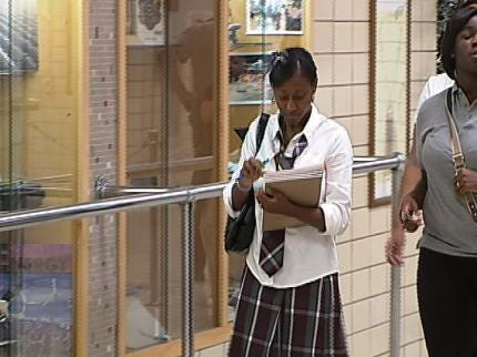 Tulsa Public Schools Helping Students Who Can't Afford Uniforms