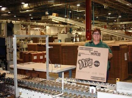 Kimberly Clark Celebrates 20 Years At Its Jenks Mill