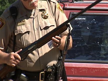 Suspect In Midtown Tulsa Manhunt Arrested