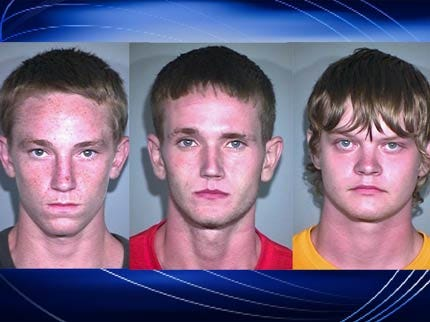 Three Suspects Arrested In Broken Arrow Drive-By Shooting