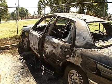 Tulsa Boys And Girls Club Officials Wants Car Dumping To Stop