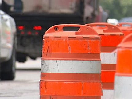 Construction To Shut Down Lanes On Broken Arrow Expressway This Weekend