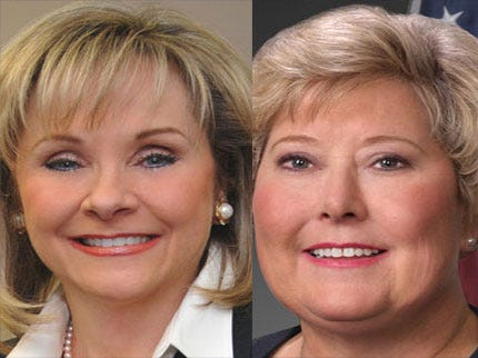 Rasmussen Poll: Fallin Still Leads Askins In Race For Oklahoma Governor