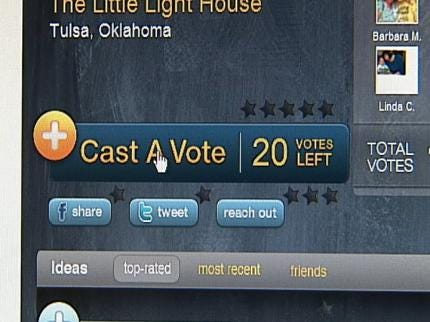 Tulsa's Little Light House Students Asking For Votes To Win $500,000