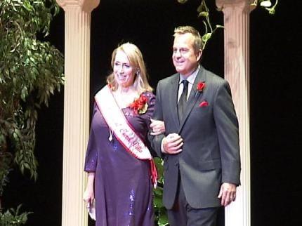 Grace Hospice Foundation Holds Ms. Senior Oklahoma Pageant