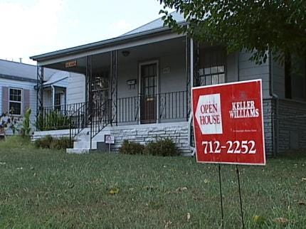 Home Sales Across Green Country Down 39 Percent In July