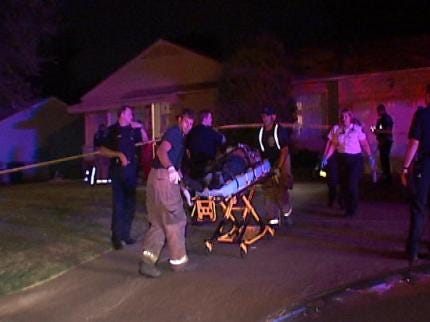 Tulsa Homeowner Shot During Attempted Home Invasion