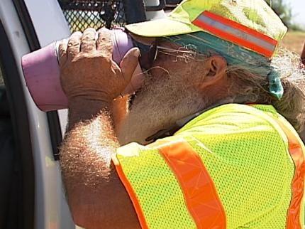Dangerous Heat Settles Over NE Oklahoma