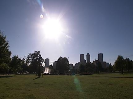 Record-Breaking Heat Scorches Northeast Oklahoma