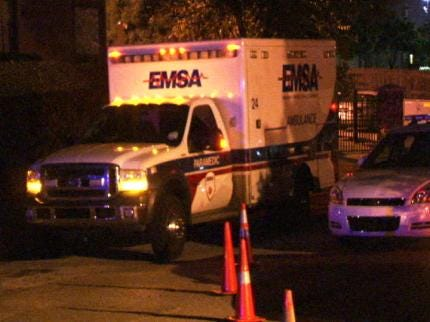 Standoff At Tulsa Apartment Complex Ends Peacefully