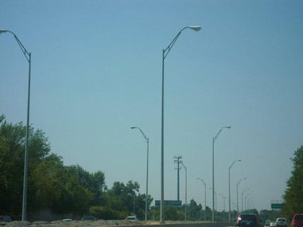 City of Tulsa Plans To Turn On Its Highway Lights On Wednesday