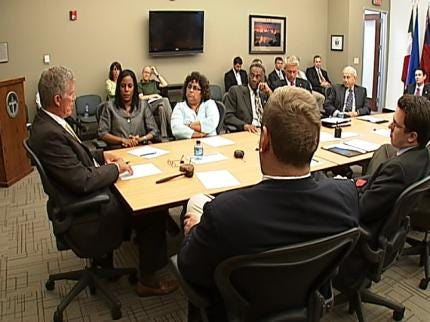 Tulsa City Council Starts 'Chairman's Report'