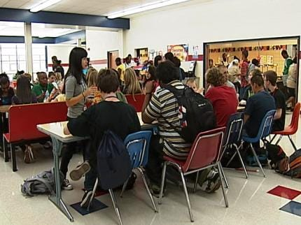 What Does Tulsa Public Schools Do With Leftover Cafeteria Food?