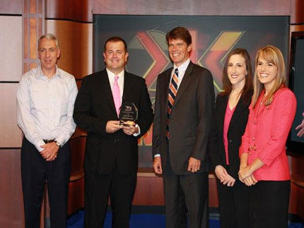 News On 6 Anchor, Oklahoma Impact Team Honored