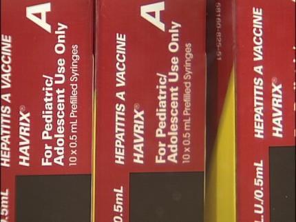 Free Immunization Clinics Set For Oklahoma Kids