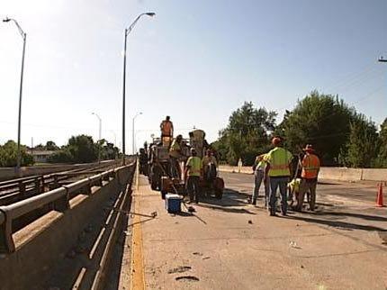 ODOT Reopens Westbound Lanes Of Broken Arrow Expressway