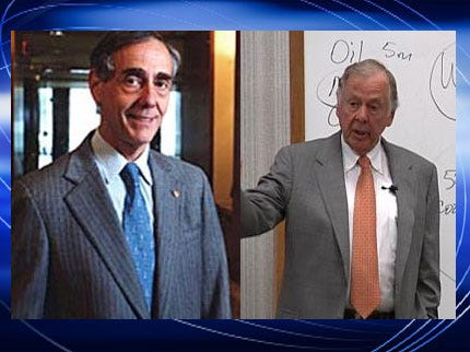 Pickens, Kaiser Pledge To Give Much Of Their Wealth To Charity
