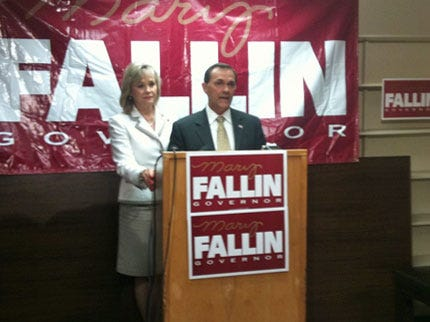 Randy Brogdon Throws Support Behind Fallin For Oklahoma Governor