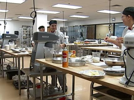 Students Cook, Serve And Learn At Platt College's New Restaurant