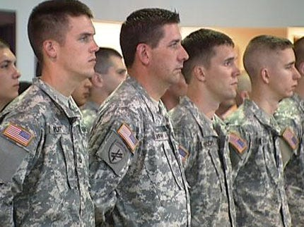 Time Running Our For Soldiers' Back Pay Bonus
