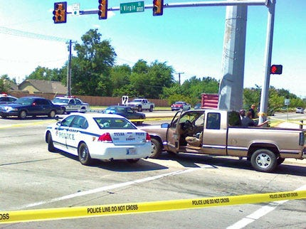 Victim In Tulsa Shooting Dies; Police Looking For Suspect