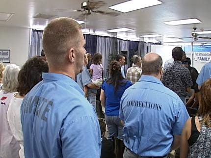 Hominy Correctional Center Helping Build 'Faith And Character' For Inmates