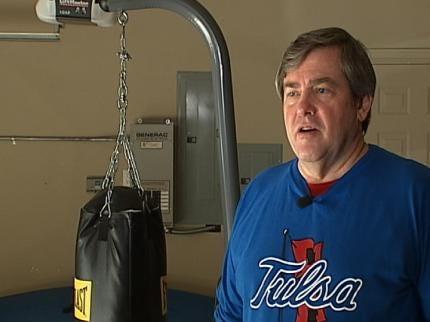 Tulsa Man Set To Climb Kilimanjaro To Fight Breast Cancer