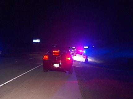 Tulsa Police Arrest 2 After High-Speed Chase; Officer Survives Close Call