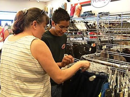 Oklahoma Shoppers Cash In On Sales Tax-Free Weekend