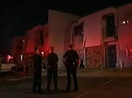 Two Meth Lab-Related Fires In Tulsa Send Two To The Hospital