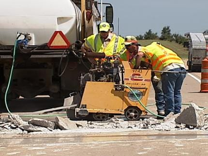 Washington County Buckled Highway Should Reopen Saturday