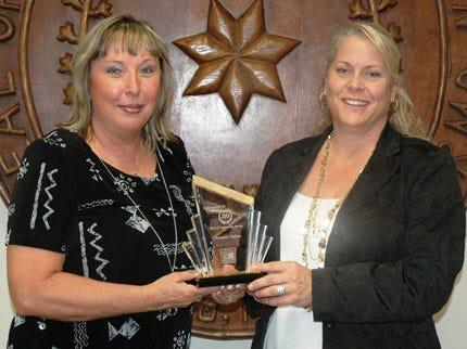 IRS Honors Cherokee Nation For Its VITA Program