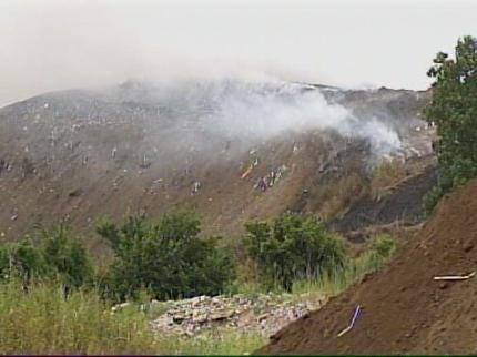 State And Feds Continue To Monitor North Tulsa Landfill Fire