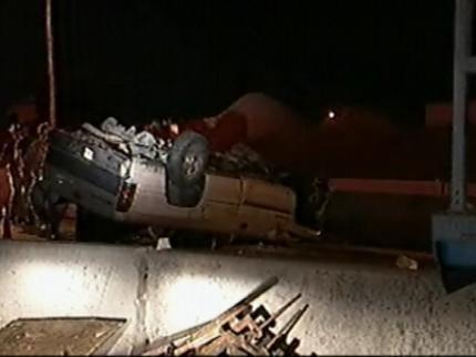 Tulsa Man Dies In I-44 Wreck Near Harvard