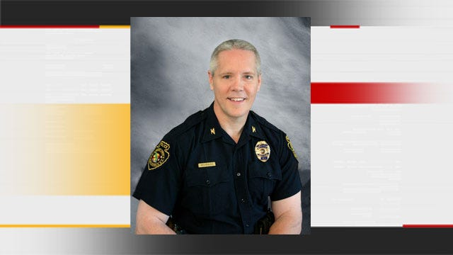 Broken Arrow's Police Chief Announces He Will Retire In 2011