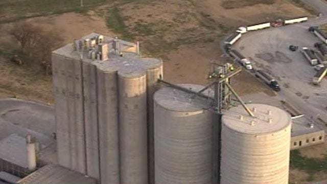 Feed Mill Explosion In Ottawa County Injures Three