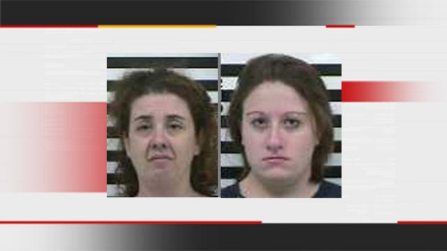 Two Catoosa Women Arrested For Stealing Yard Art