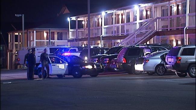 Tulsa Traffic Stop Nets Three Suspects In Stolen Car