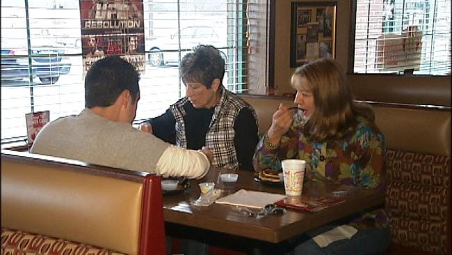 Green Country Residents Flip For A Cause